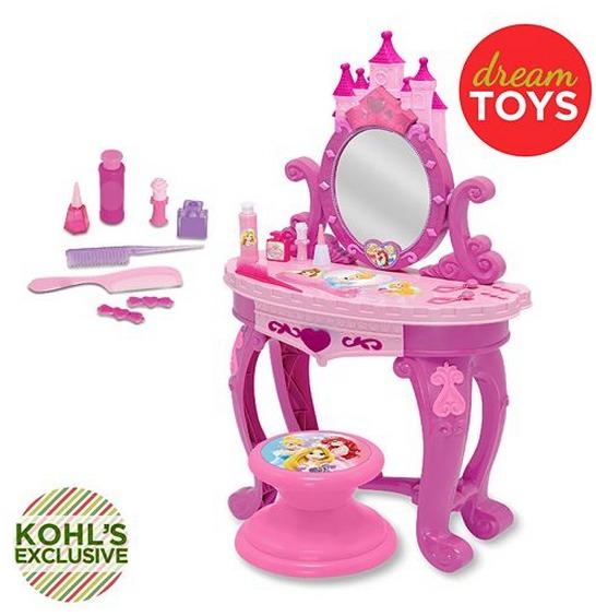 *HOT* Disney Princess Sparkling Light & Sound Vanity Set Only $31.49 Shipped (Reg $79.99)!