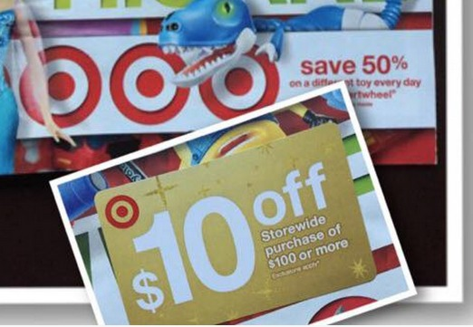 2014 Target Toy Book Ad (60 Pages and $100 in Coupons!)