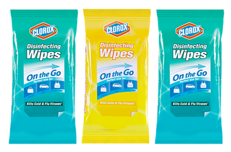 1156417 Target: Better Than FREE Clorox To Go Wipes