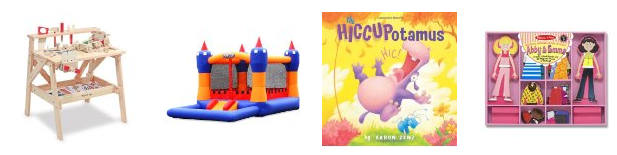 145 Amazon Lightning Deals List = AMAZING Toy and Gift Deals 11/23