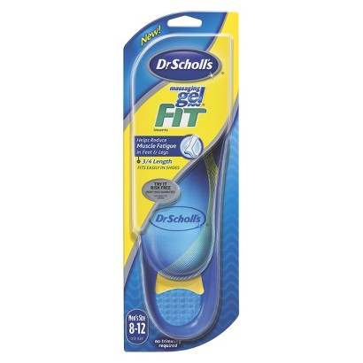 14696846 Target: Dr. Scholl's Massaging Gel Insoles Only $0.32