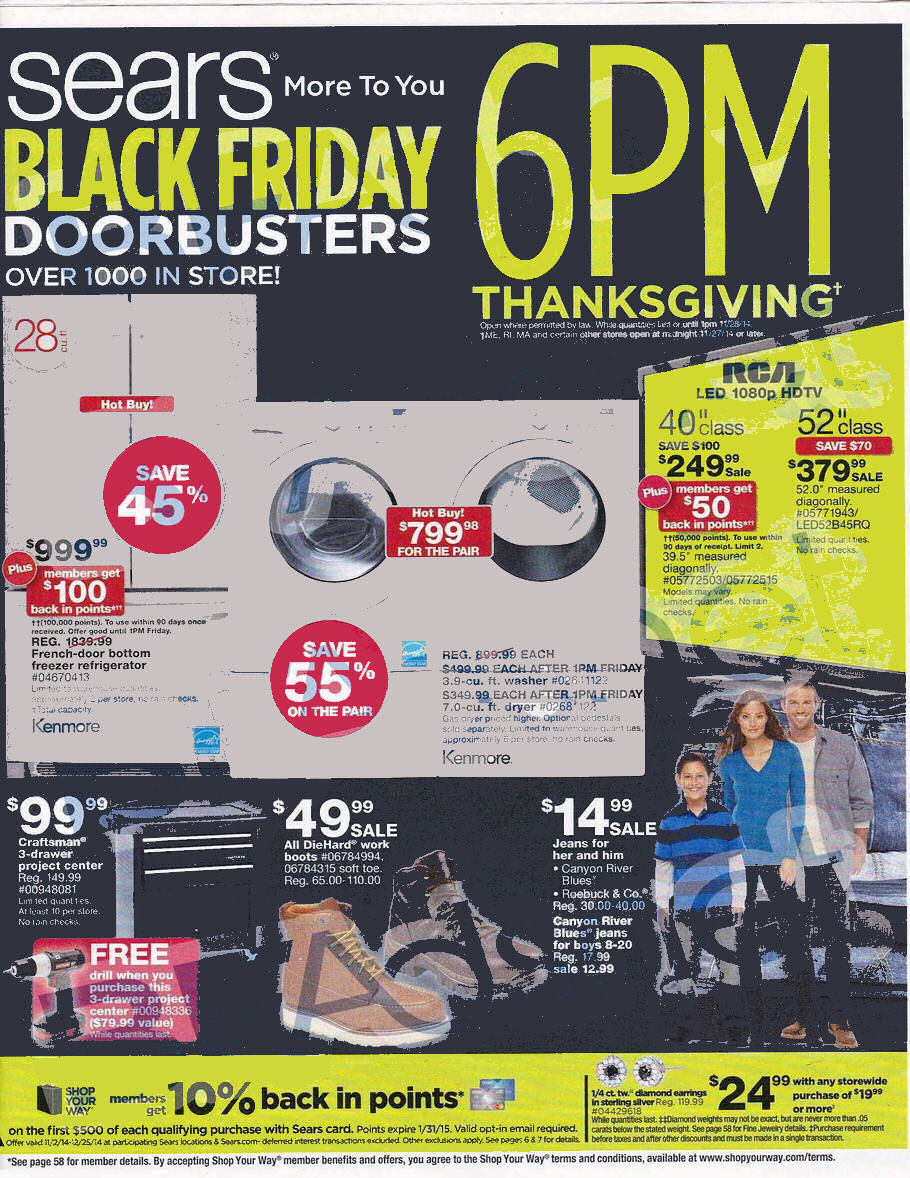 Once you have an idea of which products will be deeply discounted — and how long each of these offers will be available — use the Black Friday ads to create a shopping strategy.