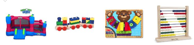 175 Amazon Lightning Deals List = AMAZING Toy and Gift Deals 11/23