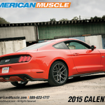 FREE 2015 American Muscle Calendar