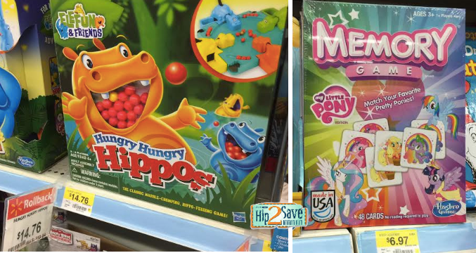 210 Walmart: *HOT* Hasbro Games ONLY $2.77 (+ GREAT DEALS on Easy Bake Oven, Play Doh and More!)