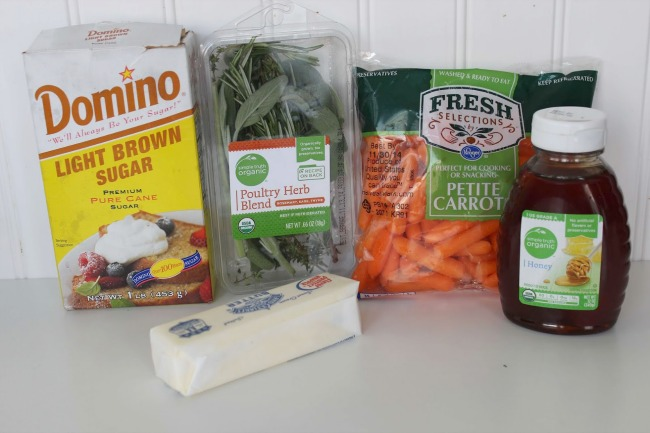 237 Honey Glazed Carrots (Thanksgiving Side Recipe)