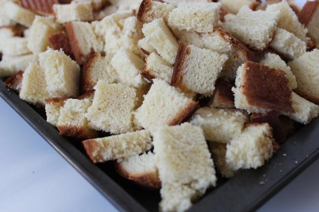 326 Cranberry Apple Walnut Stuffing (Thanksgiving Recipe)