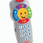 Amazon: Fisher-Price Laugh and Learn Click'n Learn Remote Only $7.19 (Reg. $11.99)