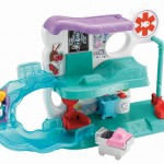 Amazon: Fisher-Price Bubble Guppies Check-Up Center Only $19.99 (Reg .$29.99)