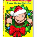 Amazon: Curious George: A Very Monkey Christmas DVD Only $4.99 (Reg. $14.98)