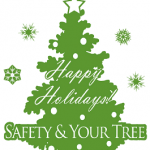 FREE Christmas Tree Fire Safety Hang Tags