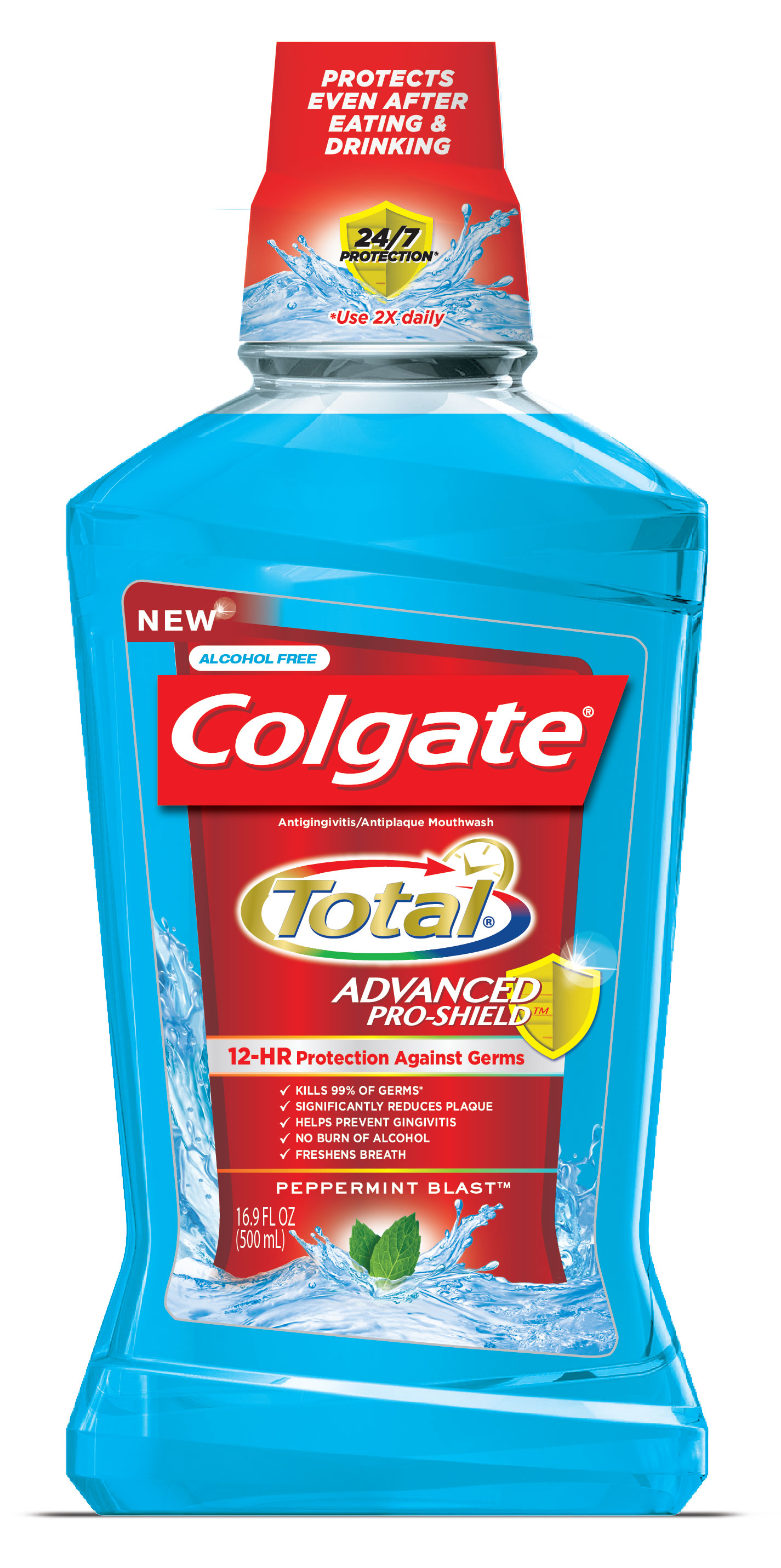 Chemical triclosan used in Colgate Total toothpaste is linked to cancer