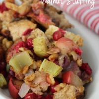 Cranberry Apple Walnut Stuffing 2