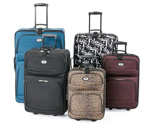 *HOT* Leisure Bayside Luggage Luggage ONLY $19.97 Shipped (Reg. $120)!