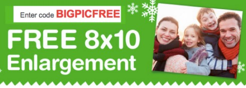 *HOT* FREE 8×10 Photo Print (a VALUE of $3.99!) Shipped!