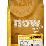 FREE 1/2 Pound Trial Bag of Now Fresh or Go Petcurean Dog Food