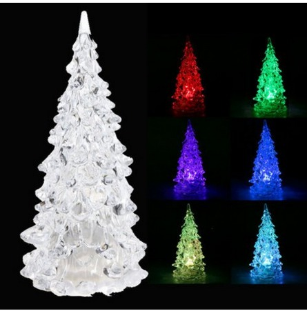 Color Changing Led Christmas Tree Light On Sale