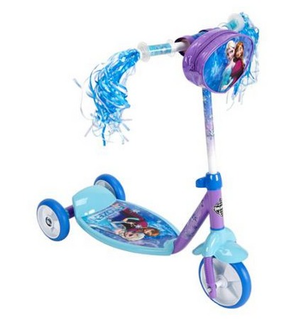 FREE Disney Frozen Scooter (other kinds too!)