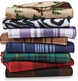 ca *HOT* FREE Cannon 50 x 60 Fleece Throws or ONLY $2.99 (Reg. $9.99!)