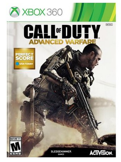 *HOT* Call of Duty: Advanced Warfare (Xbox 360 AND PS3) Only $39.96 Shipped (Reg $60!)