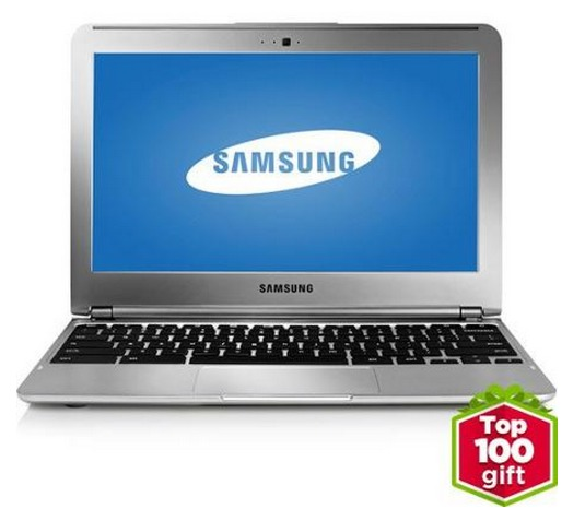 *HOT* Samsung Silver 11.6 Chromebook PC ONLY $199 Shipped (Reg. $229)!