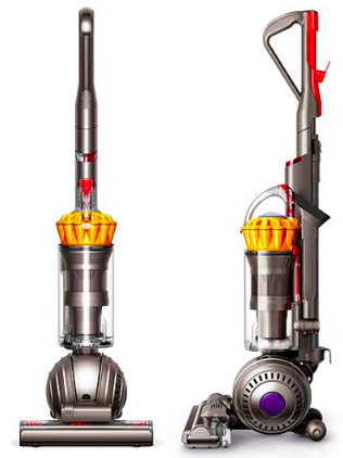 hot dyson dc40 origin bagless vacuum only shipped reg. Black Bedroom Furniture Sets. Home Design Ideas