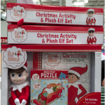 Elf on the Shelf Christmas Activity & Plush Elf Set ONLY $16 at Costco (Reg. $59.99)!