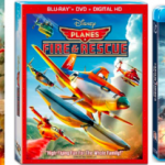 RC Willey: Planes Fire & Rescue DVD Only $8.95 or Blu-ray $12.95 (Today Only!) AND Captain American $8.95