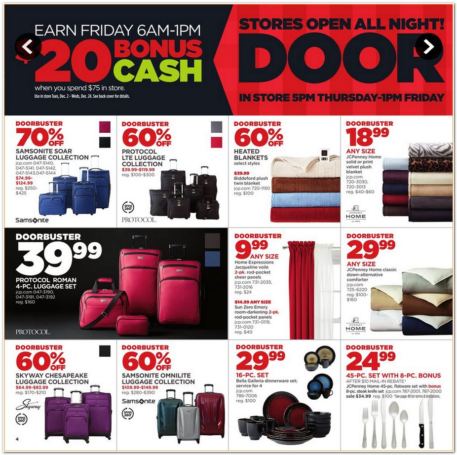 Jcpenney online coupon black friday