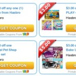 *HOT* $38 Off Hasbro Toys Coupons! (PRINT NOW!!)