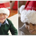 *HOT* Personalized Santa Hats ONLY $7 + FREE Shipping from Pottery Barn!