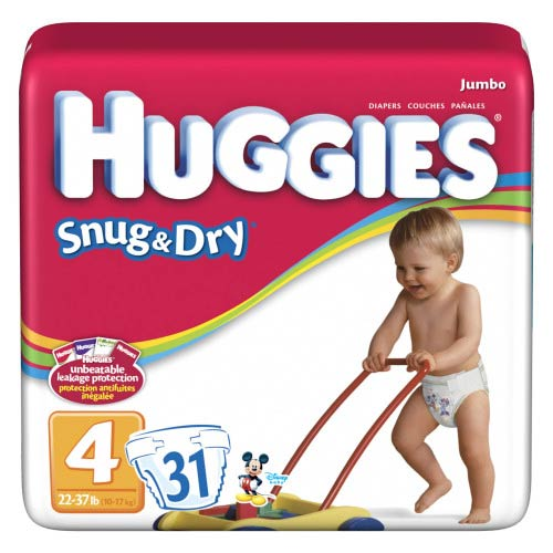 hug *HOT* Huggies Jumbo Packs of Diapers Only $1.86 (Reg. $12!)