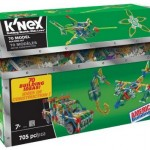 Amazon: K'nex 70 Model Building Set 705 Piece ONLY $19.99 (Reg. $44.99)!