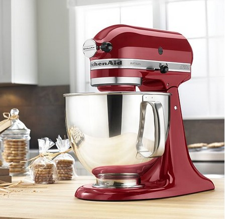 *HOT* KitchenAid Artisan 5 qt. Stand Mixer (MULTIPLE COLORS) Only $157.49 (Reg. $449.99) Shipped!