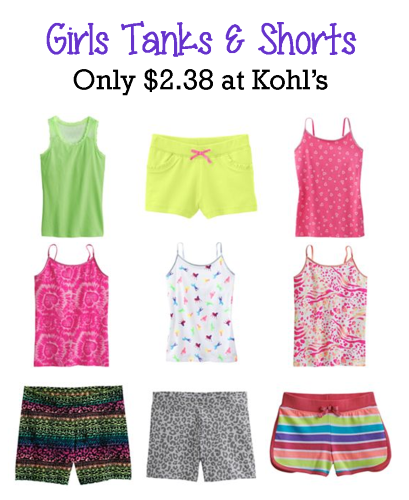 kohls-tanks-shorts