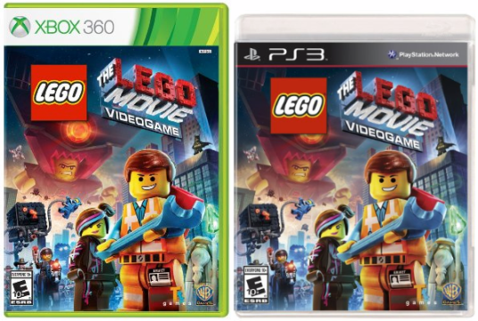 The LEGO Movie Videogame for Xbox 360 or PlayStation 3 ...