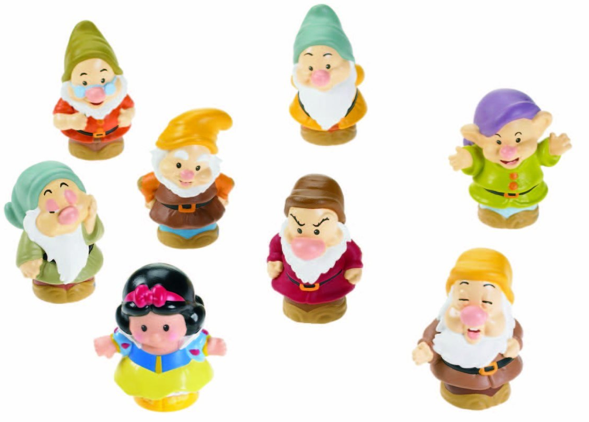 little *HOT* Fisher Price Little People Disney Snow White and The Seven Dwarfs ONLY $9.99 (Reg. $20)!