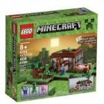 BRAND NEW LEGO Minecraft The First Night ONLY $34.99 (Reg. $40!)