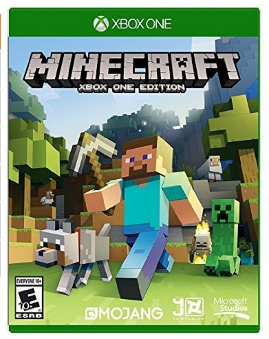 *HOT* Minecraft   Xbox One Game ONLY $15 (Reg. $19.99)!
