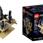 *HOT* LEGO Minecraft Micro World – The End ONLY $24.49 (Reg. $34.99)