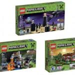 Amazon: BRAND NEW Minecraft LEGO Sets IN-STOCK!!