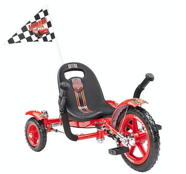 GIVEAWAY: I am Giving One of you a Mobo Cruiser Tot Disney Lightning McQueen ($149.99 VALUE!)