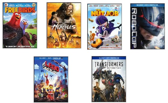 Best Buy: *HOT* HUGE List of Popular DVDs ONLY $1.99   $5.99 Shipped!
