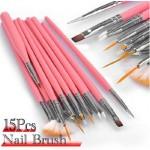 Amazon: 15pc Nail Art Design Dotting Brush Painting Pen Tool Set ONLY $2.47 Shipped