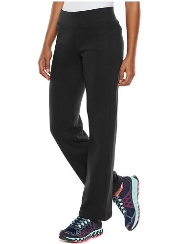 pants Tek Gear Fleece Pants for Women ONLY $6.39 (Reg. $20!)