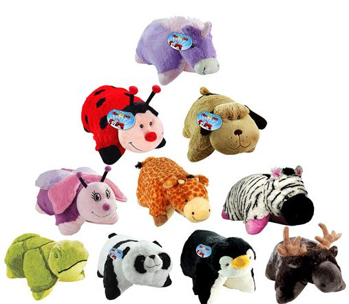 Pee Wee Pillow Pets Only 2 50 At Dollar General