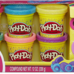 6-pk Play-Doh Sparkle Compound Collection AND 2 Cutters ONLY $4.99 (Reg. $9.99)