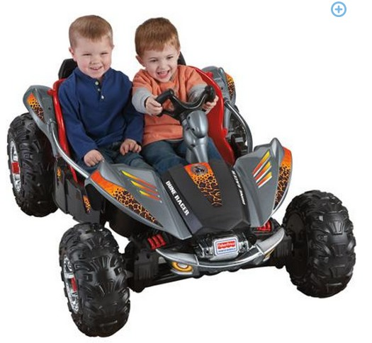 Fisher Price Power Wheels Dune Racer 12 Volt Battery Powered Ride On ONLY $199 (Reg. $279.99) + FREE Shipping!