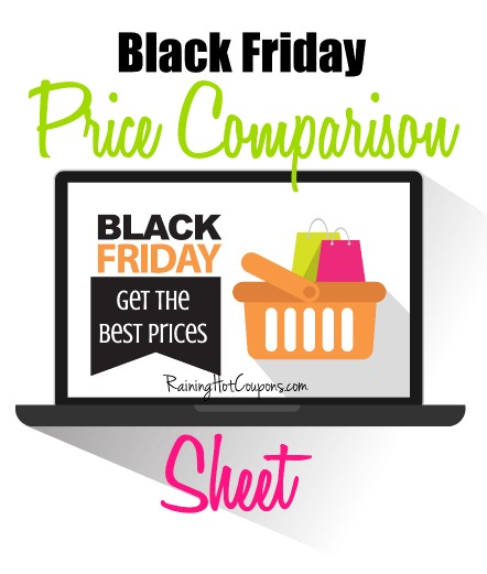 black friday tv comparison