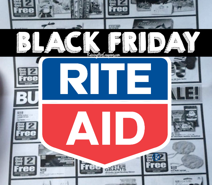 May The 4th Be With You Deals: Rite Aid Black Friday Ad Is LIVE 2015